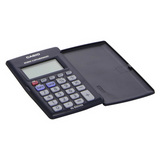 Casio Pocket Calculator with 8-Digit Display & Euro Conversion - HL820VER