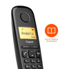 Gigaset A270A Cordless DECT Home Telephones with Answering Machine - Single & Duo