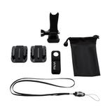 Veho Micro HD Extreme Sports Pack | Includes Mounts, Pouch, Case & Lanyard - VCC-A053-PRO-ESP