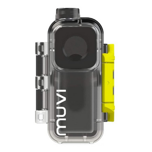 Veho Muvi Waterproof Case Housing for Muvi Micro HD Series | 30m/100ft - VCC-A054-WPC-Y