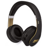 Veho No Proof No Glory NP-2 Bluetooth Wireless/Wired Over-Ear Headphones - Black/Gold - VEP-022-NP2