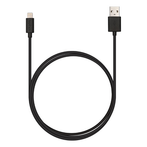 Veho Pebble Apple Certified MFi Lightning To USB Cable | 1metre (3.3ft) - VPP-501-1M