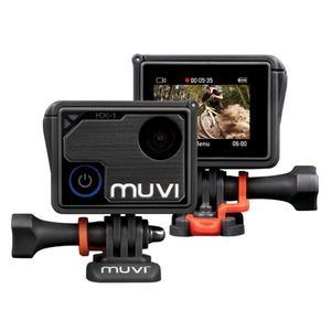 Veho Muvi KX-1 NPNG Wi-Fi Handsfree Camera | 8GB microSD Card | 4k Action Cam | 12MP Photo - VCC-008-KX1-NPNG