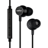 Veho Z3 In-Ear Headphones with Microphone & Remote Control - VEP-011-Z3