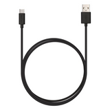 Veho Pebble USB-A to USB-C™ Charge and Sync Cable | 1m/3.3ft - VCL-003-C-1M