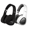 Veho ZB6 On-Ear Wireless Bluetooth Foldable Headphones - Black or White - VEP-014 / VEP-016