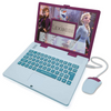 Lexibook Disney Frozen II Bilingual Educational Laptop with 124 Activities | English & French - JC598FZi1