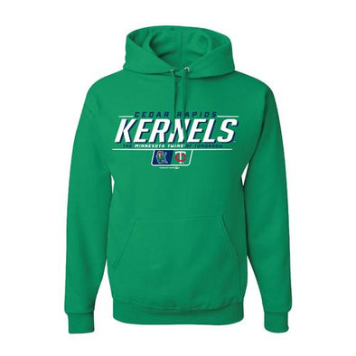Cedar Rapids Kernels Adult Hooded Sweatshirt