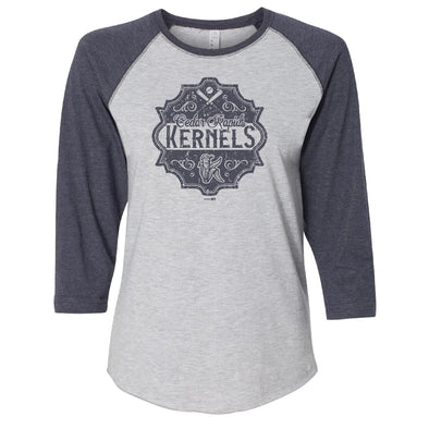 Ladies 3/4 Sleeve Tee