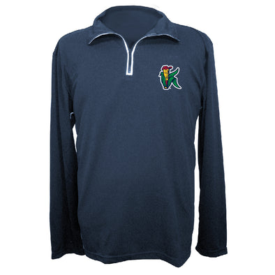 Cedar Rapids Kernels Quarter Zip Jacket