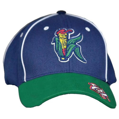 Cedar Rapids Kernels CR Kernels Stine Youth Hat