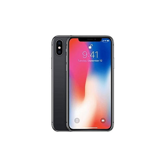 Apple IPhone X - Smartphone - Space Grey