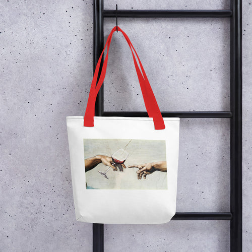 THE CREATION- Tote bag