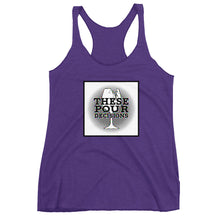 Load image into Gallery viewer, THESE POUR DECISIONS- Women's Tank