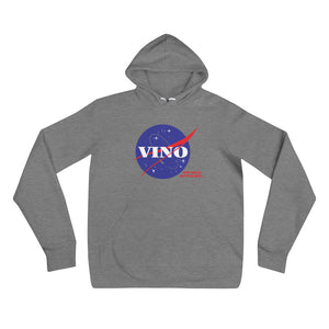 ONE SMALL SIP FOR MAN- Unisex hoodie