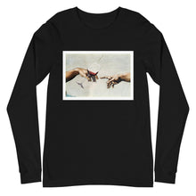 Load image into Gallery viewer, THE CREATION- Unisex Long Sleeve Tee