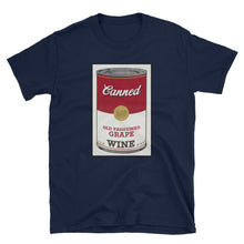 Load image into Gallery viewer, CANNED WINE- Unisex tee