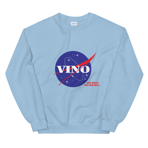 ONE SMALL SIP FOR MAN- Sweatshirt