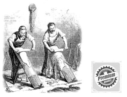 traditional leather manufacturing process
