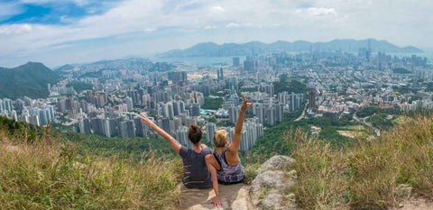 Hong Kong's Lion Rock Country Park