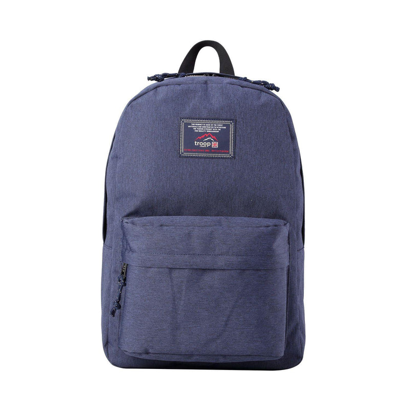 "TB004 Troop London Heritage 15"" Laptop Backpack - Vegan Backpack Eco-Friendly"