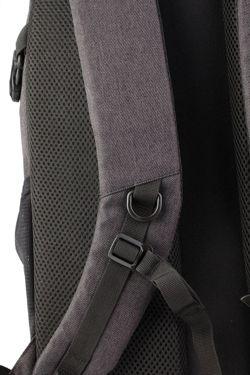 "TB005 Troop London Heritage 15"" Laptop Backpack - Vegan Backpack Eco-Friendly"