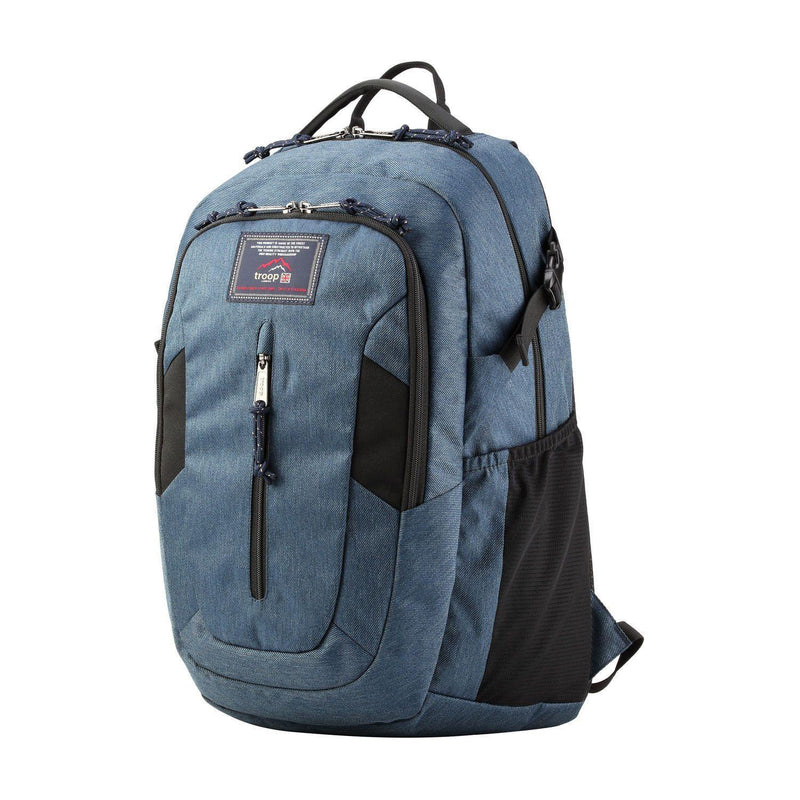 "TB005 Troop London Heritage 15"" Laptop Backpack - Vegan Backpack Eco-Friendly - Troop London"