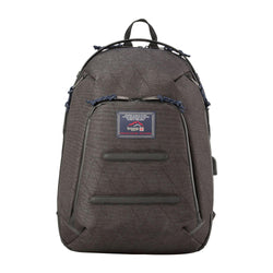 "TB007 Troop London Heritage 15"" Laptop Backpack - Vegan Backpack Eco-Friendly"