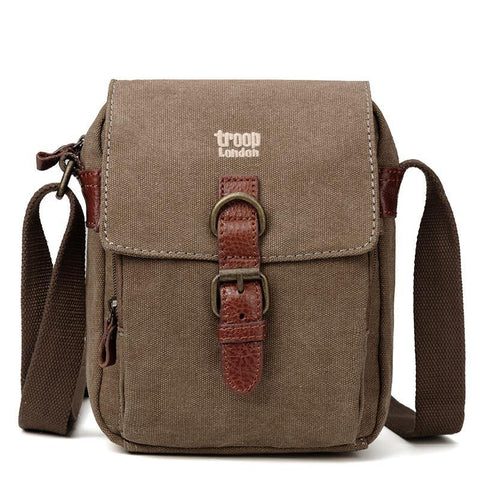 TRP0212 Troop London Classic Canvas Across Body Bag - troop-london-official