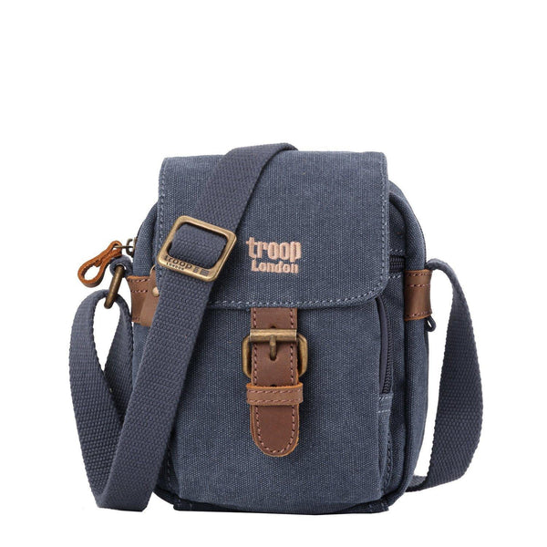 TRP0213 Troop London Classic Canvas Across Body Bag