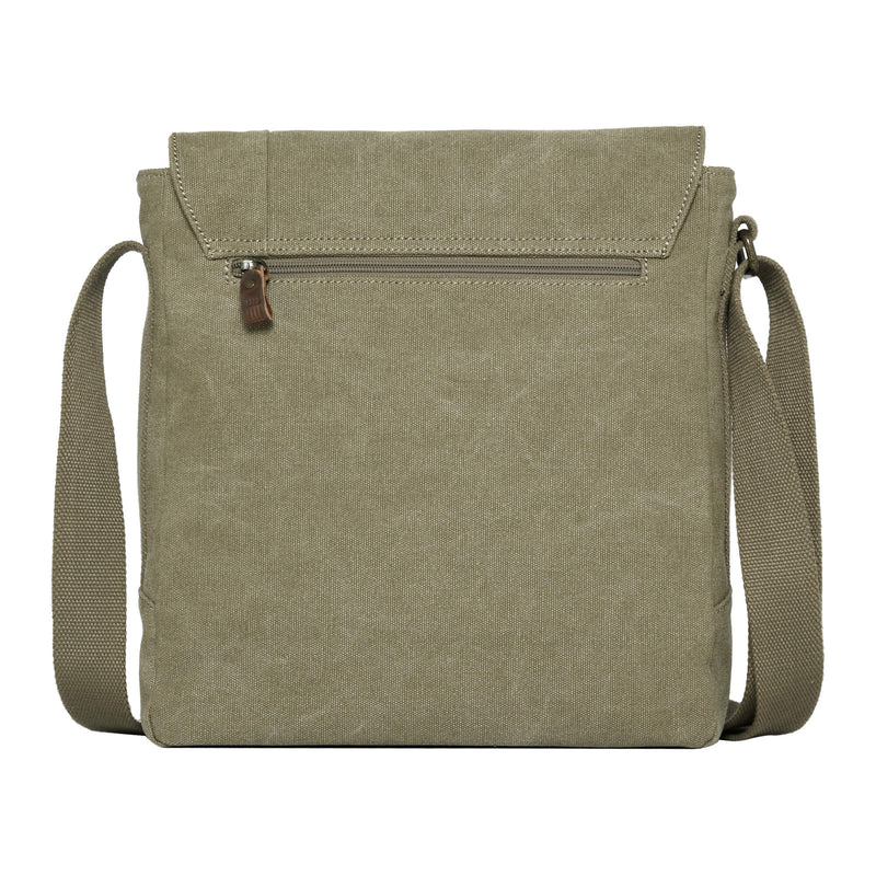 TRP0219 Troop London Classic Canvas Across Body Bag - Troop London