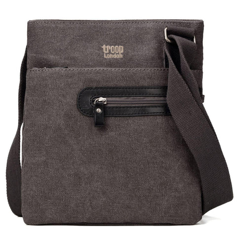 TRP0227 Troop London Classic Canvas Across Body Bag - troop-london-official
