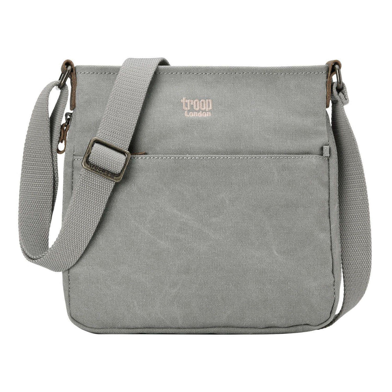 TRP0237 Troop London Classic Canvas Across Body Bag