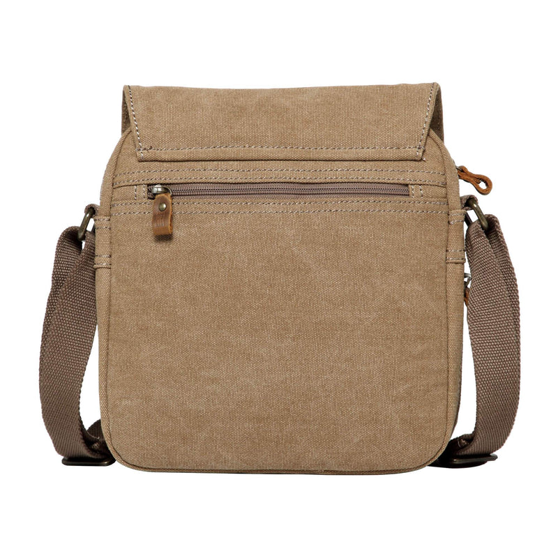 TRP0238 Troop London Classic Canvas Across Body Bag