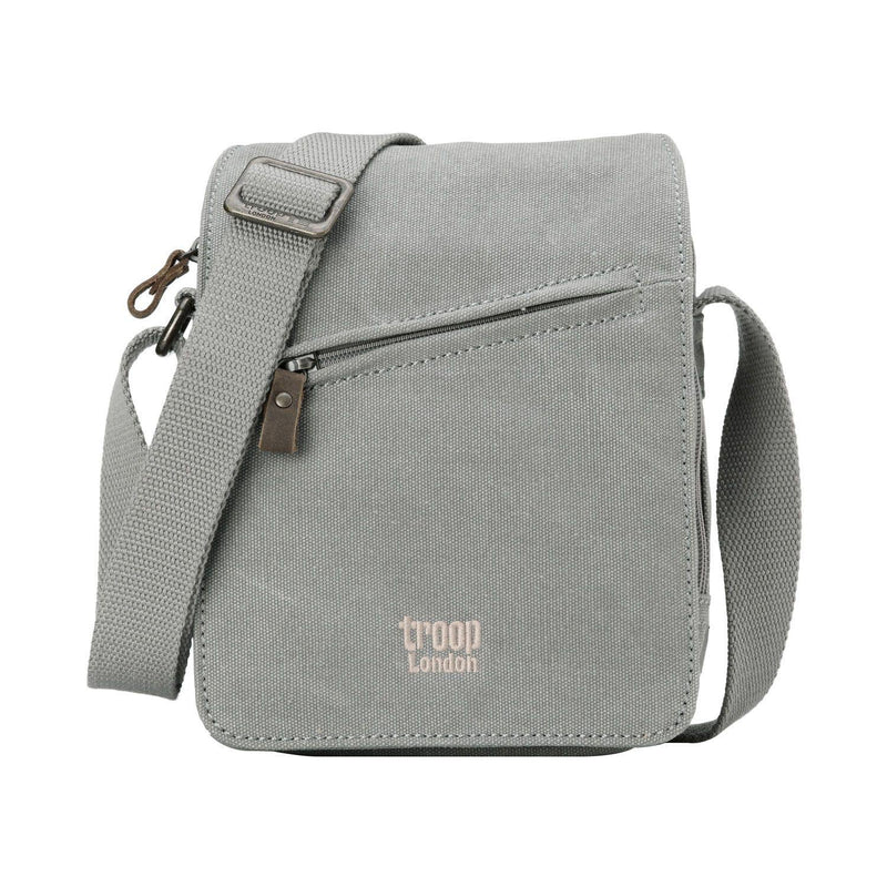 TRP0239 Troop London Classic Canvas Across Body Bag