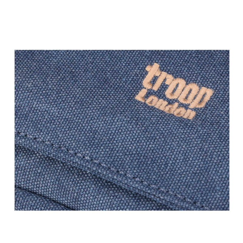 TRP0242 Troop London Classic Canvas Across Body Bag - Troop London