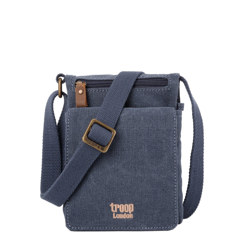TRP0243 Troop London Classic Canvas Across Body Bag - troop-london-official