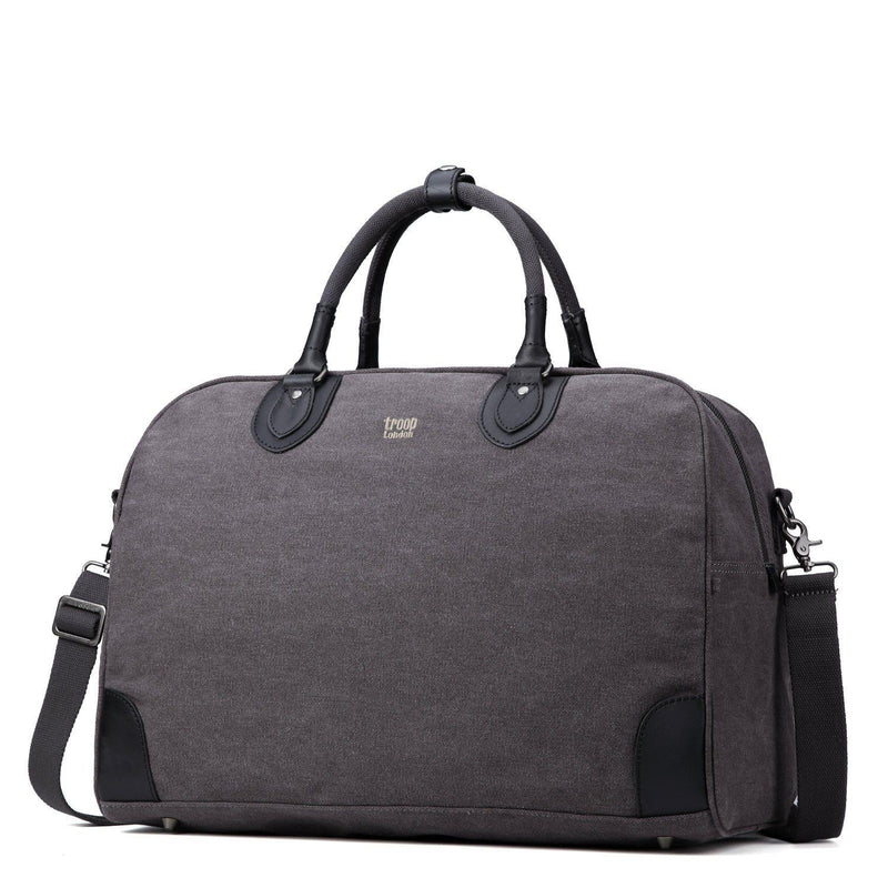 TRP0263 Troop London Classic Canvas Holdall - Large - Troop London