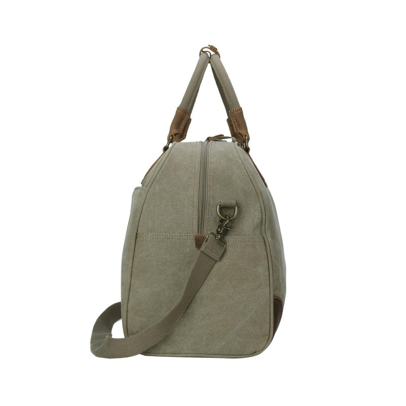 TRP0263 Troop London Classic Canvas Holdall - Large