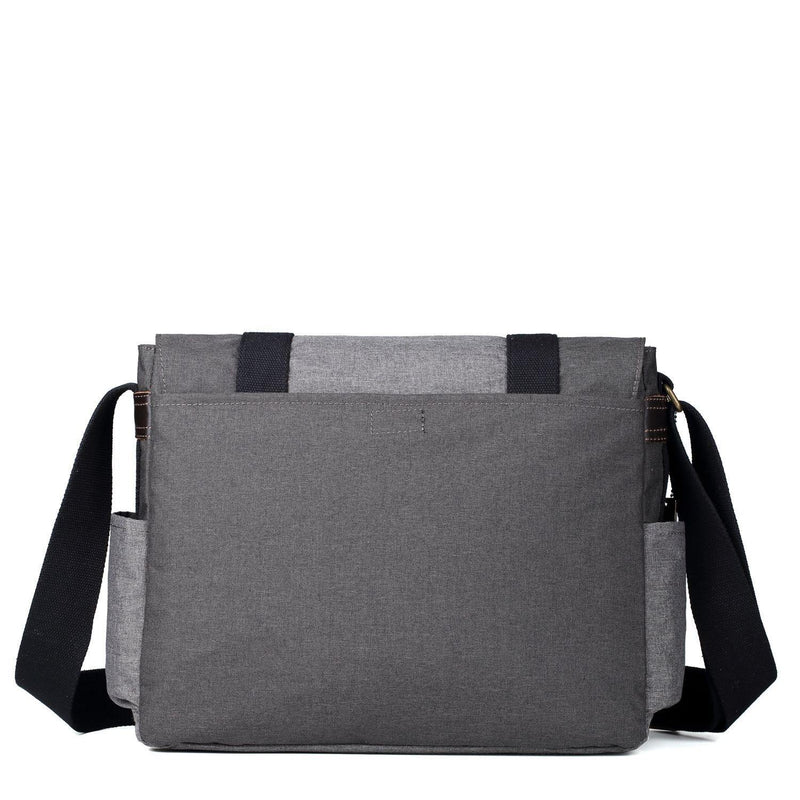 "TRP0386 Troop London Urban Laptop Messenger Bag - 17"" Diagonally - Troop London"