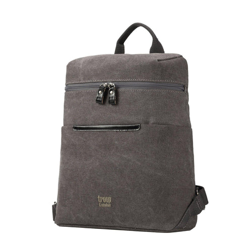 TRP0508 Troop London Classic Small Canvas Backpack - troop-london-official