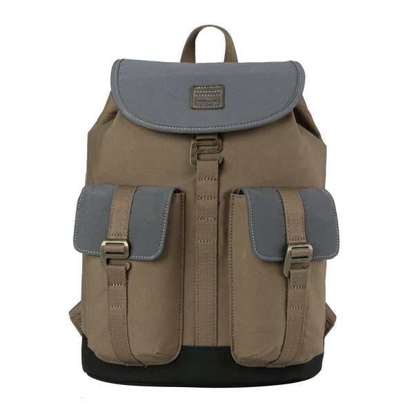 TRP0521 Troop London Heritage Light Weight Casual Daypack, Laptop Backpack - troop-london-official