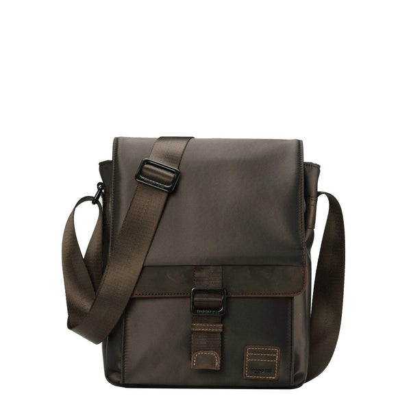 TRP0527 Troop London Heritage Nylon Across Body Bag, Small Crossbody Bag - troop-london-official