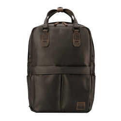 TRP0528 Troop London Heritage Nylon Backpack, Laptop Backpack - Troop London
