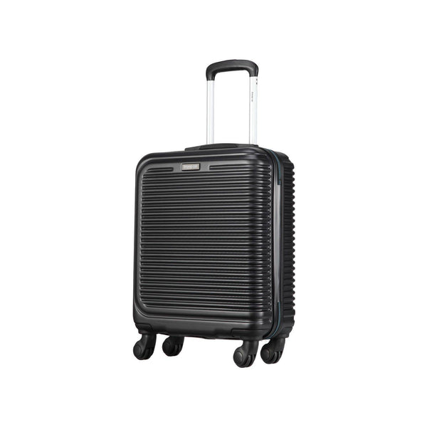 "TT001 20"" - Troop London Hard Shell 8Wheels Light Weight Trolley Case, Cabin Size Suitcase"
