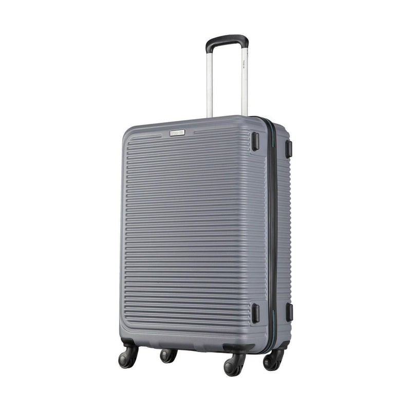 TT001 Full Set - Troop London Hard Shell 8Wheels Light Weight Trolley Case (3 Pieces)