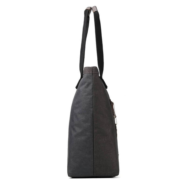 TRP0403 Troop London Urban Shoulder Bag, Smart Casual Tote Bag - troop-london-official