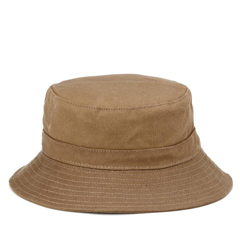 TRP0502 Troop London Accessories Waxed Canvas Fisherman Hat, Sun Hat, Outdoor Hat - Troop London