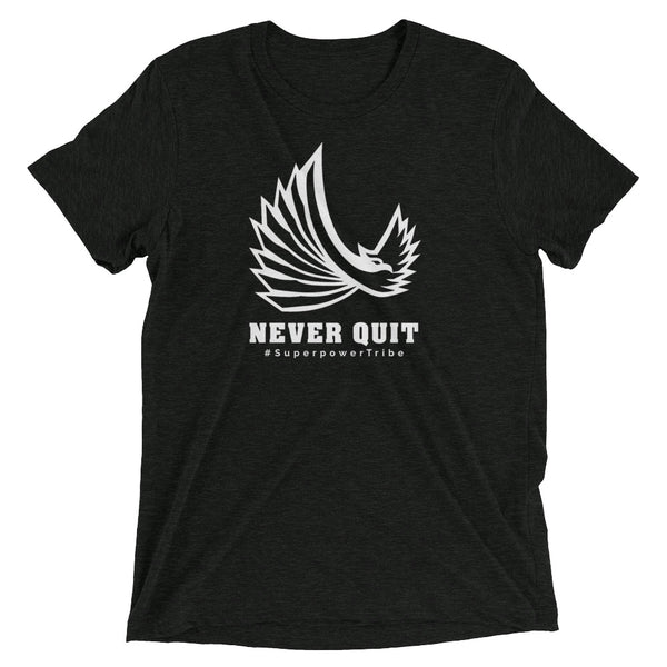 MEN'S Freedom Eagle NEVER QUIT Tee