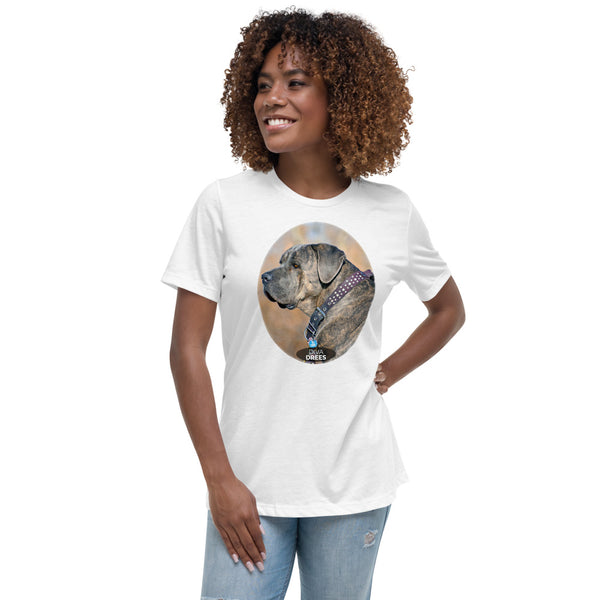 Women's Relaxed Diva Drees T-Shirt
